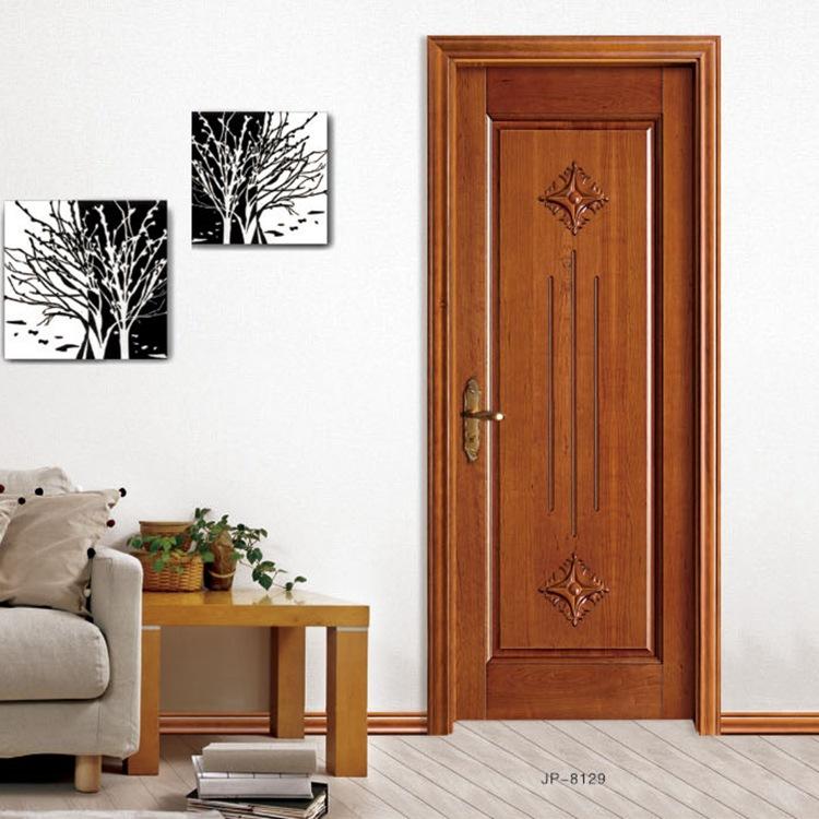 室内卧室实木复合门