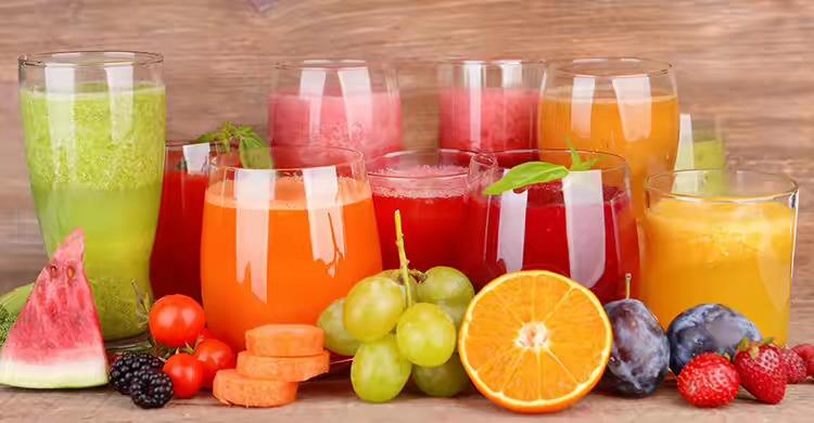 不同果汁 不同营养